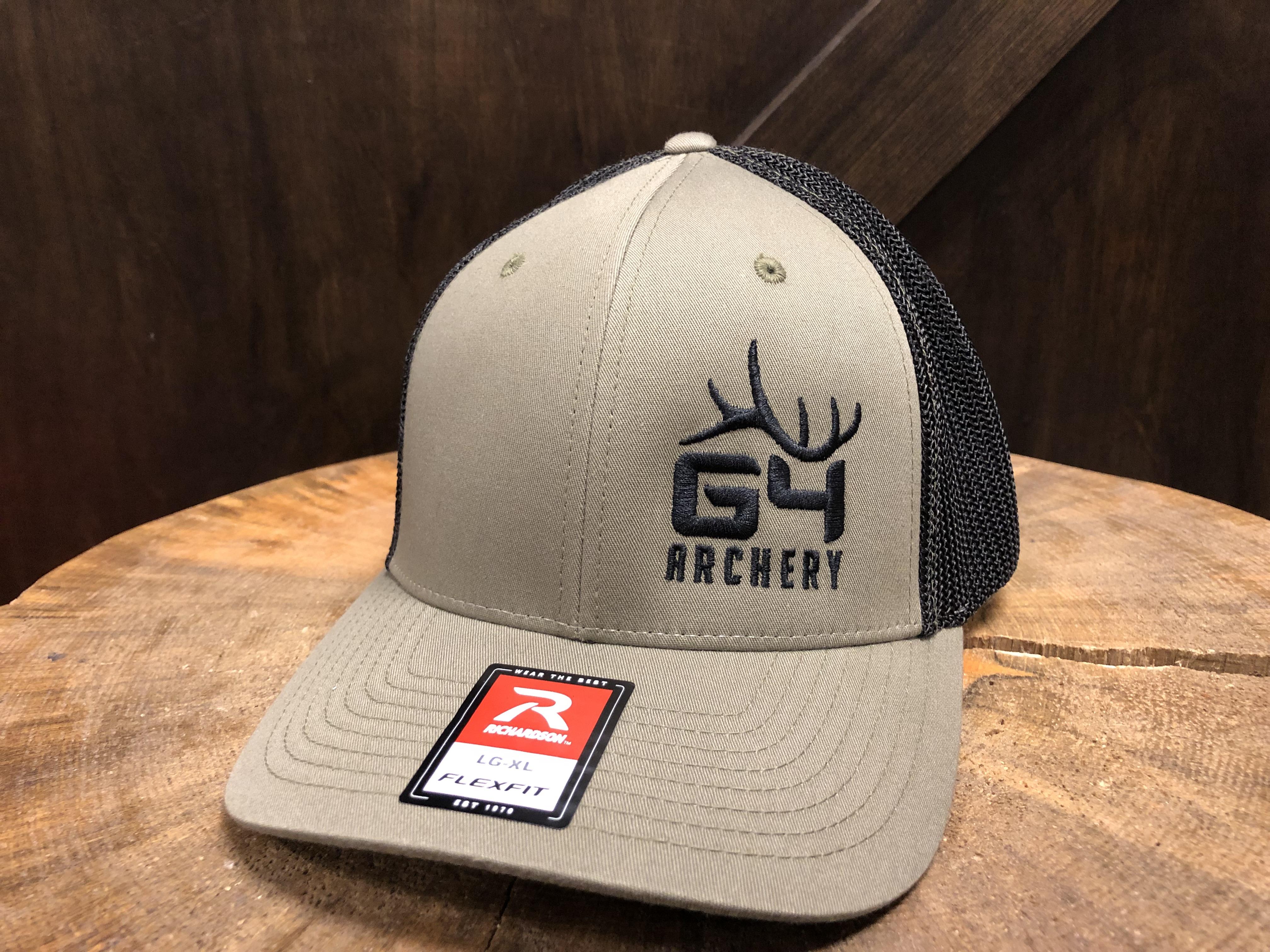 047ee5fb1c9 G4 Archery Trucker Flex Fit Hat